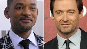 Will Smith und Hugh Jackman