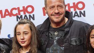Willi Herren (rechts) und Tochter Alessia (links)