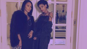 Willow Smith und Jada Pinkett-Smith in Paris