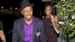 Nick Cannon und Chantelle Brown-Young