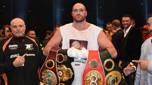 Nach Kokain-Test: Tyson Fury droht Sperre & WM-Titelverlust!