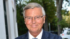 Während Leidensweg: Wolfgang Bosbach wird zum ersten Mal Opa
