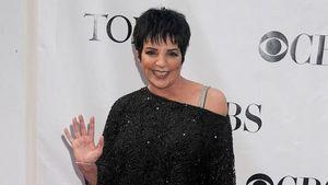 Nur einen Monat im Entzug! Liza Minnelli wieder draußen