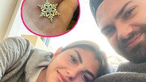 Wie süß! Jimi macht Yeliz Koc besonderes Geschenk zur Geburt