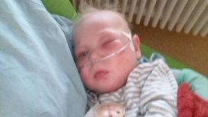 """Nach Krebs-Diagnose: So geht es """"Goodbye Deutschland""""-Baby"""