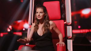 Yvonne Catterfeld bei The Voice of Germany