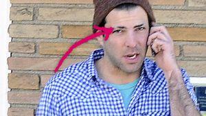Zachary Quinto opfert Augenbrauen für Mr. Spock