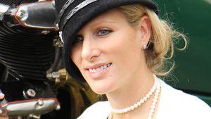 Endlich da: Royaler Nachwuchs für Zara Phillips