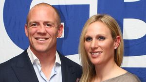 Mike Tindall und Zara Phillips