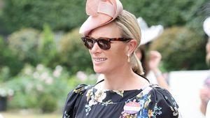 Top oder Flop? Zara Tindall im Blümchenkleid bei Royal Ascot