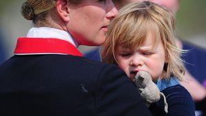 Zara Tindall hielt Schwangerschaft vor Tochter Mia geheim