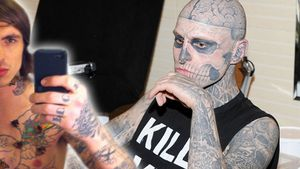 Zombie Boy macht´s mit Lana Del Reys Tattoo-Model