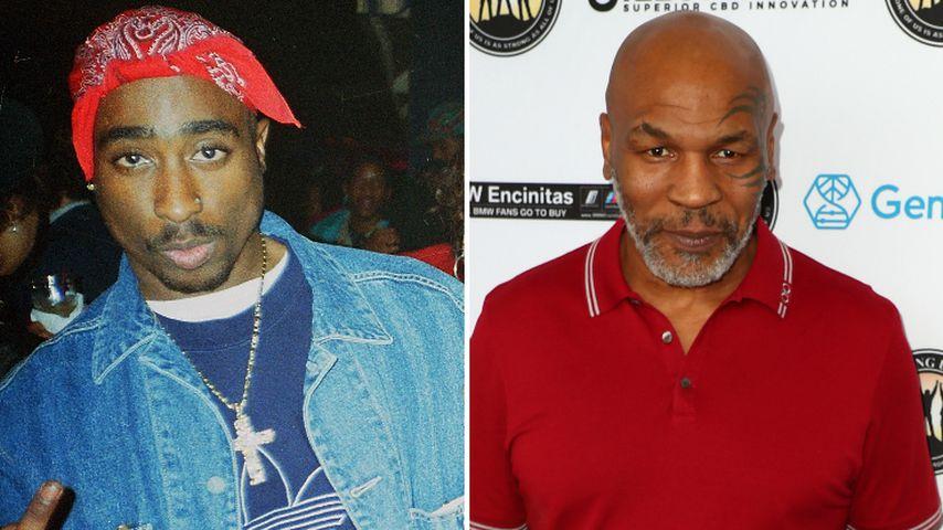 Wegen 2Pacs plötzlichem Tod: Mike Tyson fühlte sich schuldig