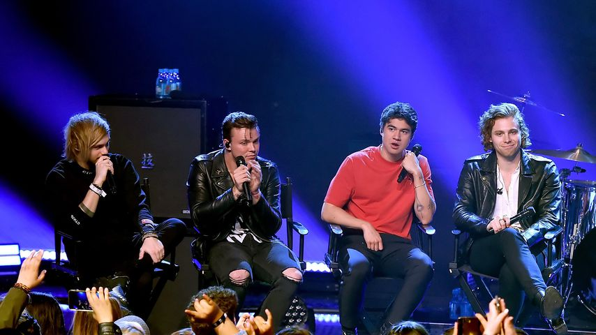 5 Seconds of Summer bei den iHeartRadio Music Awards 2018