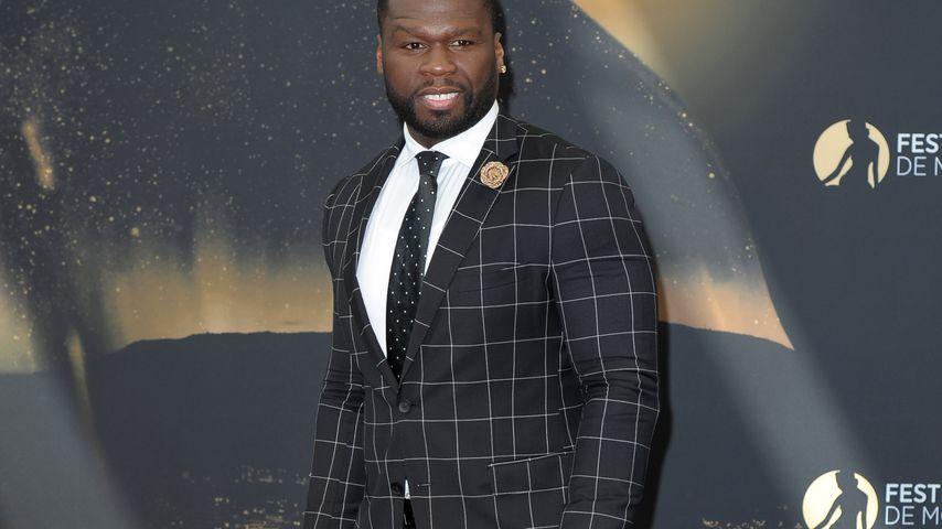 Ungewohnt schick: DAS soll wirklich Rapper 50 Cent sein?