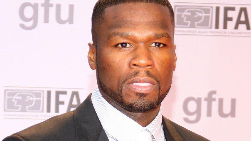 50 Cent: So lässig ist der Superstar auf der IFA