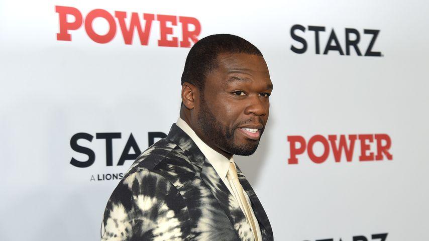50 Cent  im August 2019