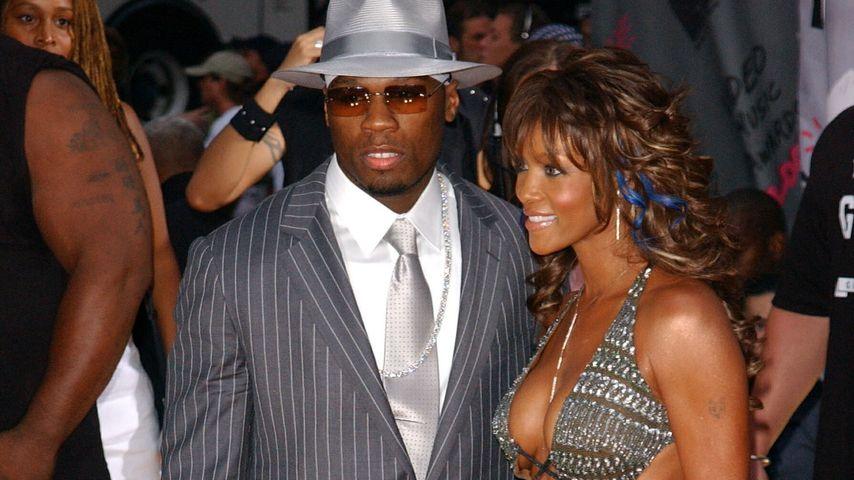 50 Cent und Vivica A. Fox