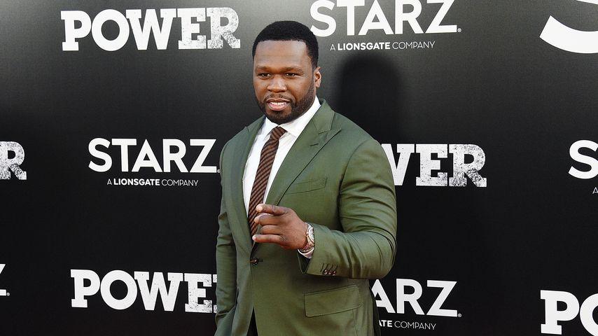 50 Cent, Rapper