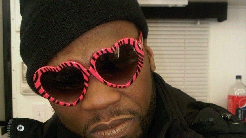 50 Cent hat die rosarote Brille auf