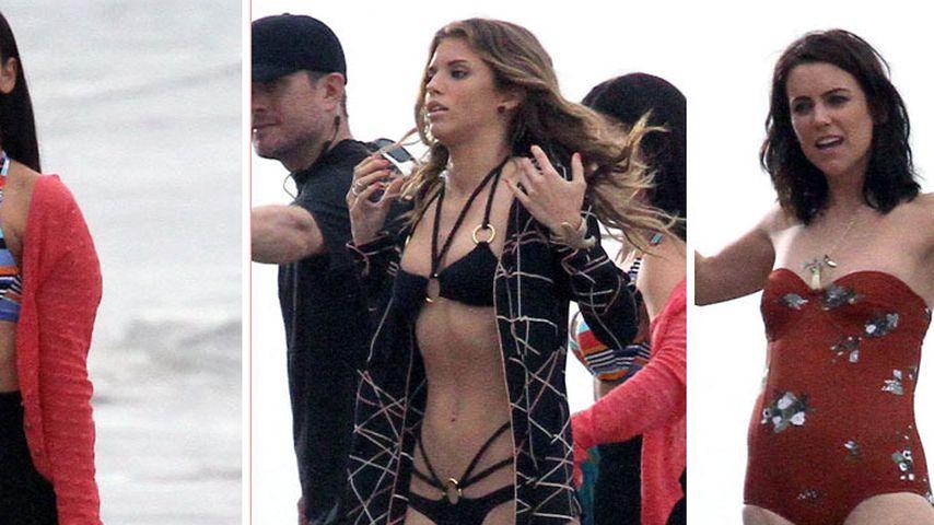 90210 Bikini-Babes: Welches Girl ist am sexiesten?