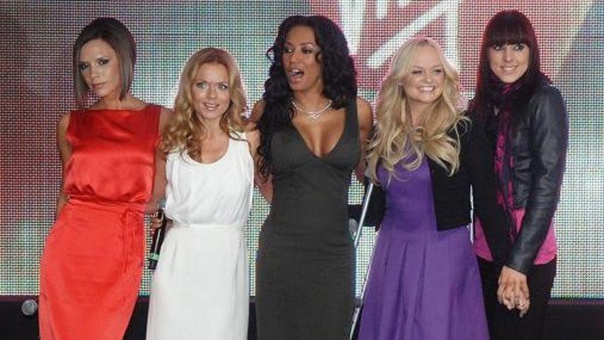 Wiedervereinigung der Spice Girls geglückt?