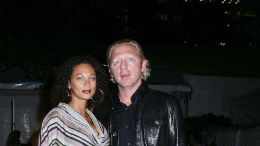 Boris Becker zieht mit seiner Lilly nach London
