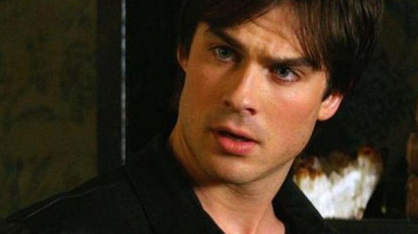 Ian Somerhalder: Damon ist wütend und allein