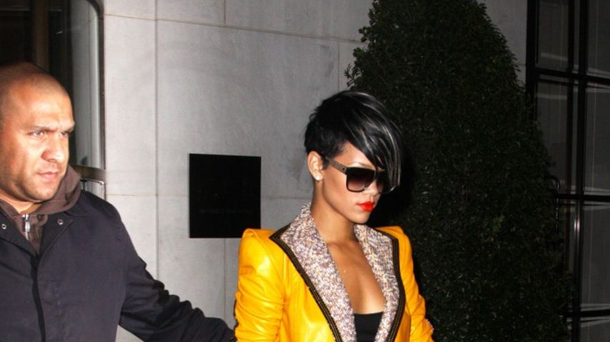 Rihanna sucht ein Apartement in New York