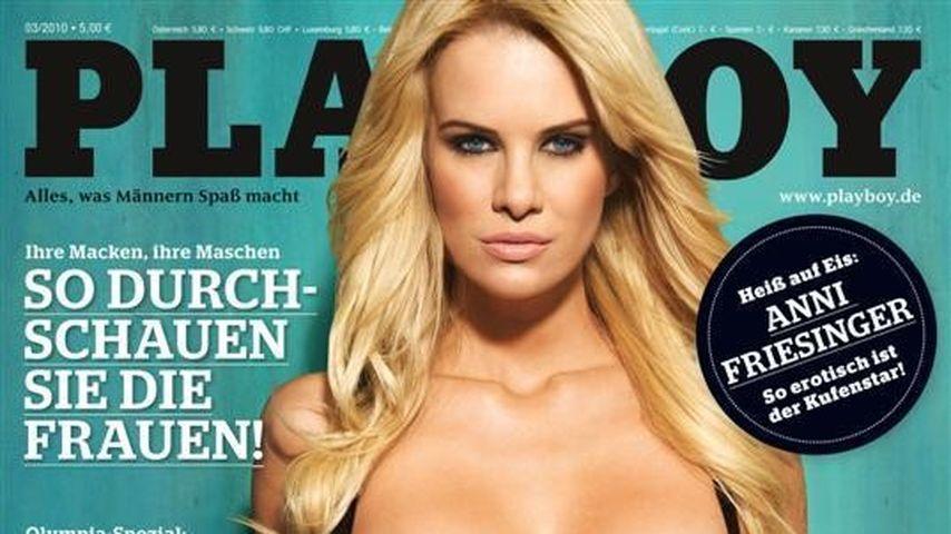 Monica Ivancan im Playboy