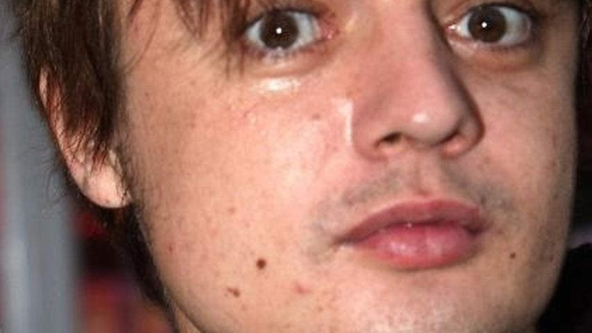 Pete Doherty: Drogen bis die Hand abfällt!