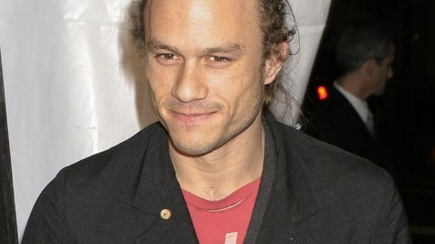 Joker-Sucht: Makabere Details zu Heath Ledgers (✝28) Wohnung