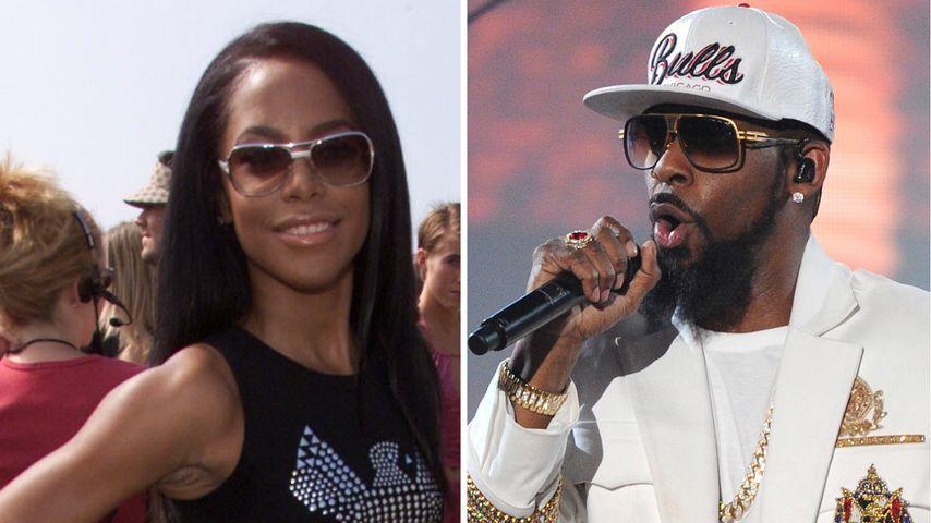 Ehe mit Aaliyah: R. Kellys Ex-Tourmanager will aussagen