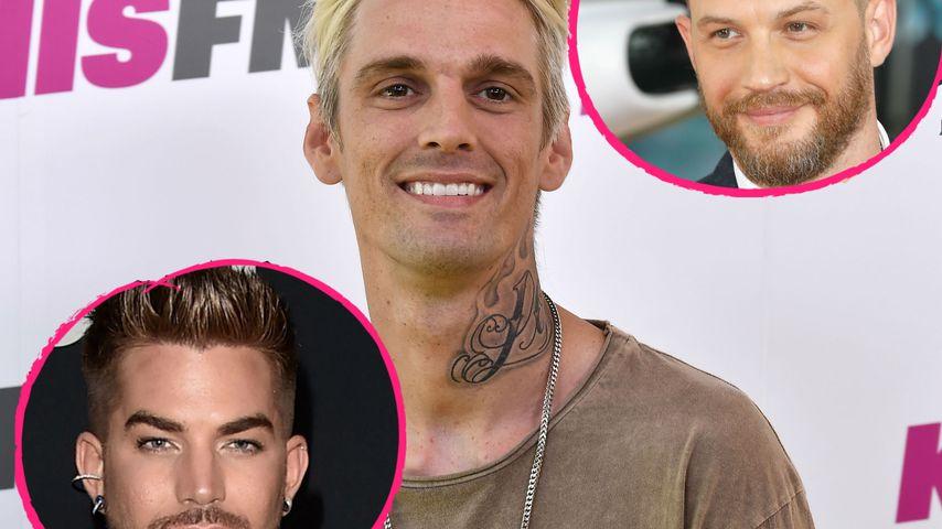 Nach Bi-Outing: Diese Promi-Männer würde Aaron Carter daten!