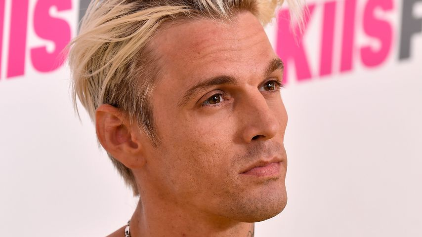 Emotionaler Brief: Aaron Carter outet sich als bisexuell!