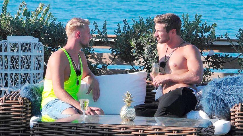 """Aaron Koenigs und Nicolas Puschmann bei """"Prince Charming"""""""