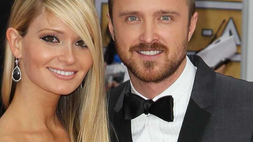 """Breaking Bad""-Star Aaron Paul hat geheiratet"