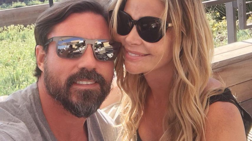 Aaron Phypers und Denise Richards
