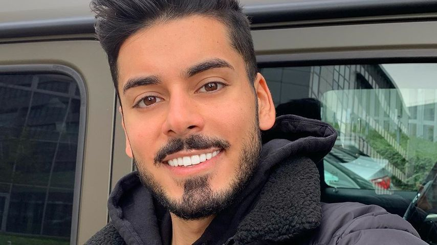 Abbas Mourad im November 2019