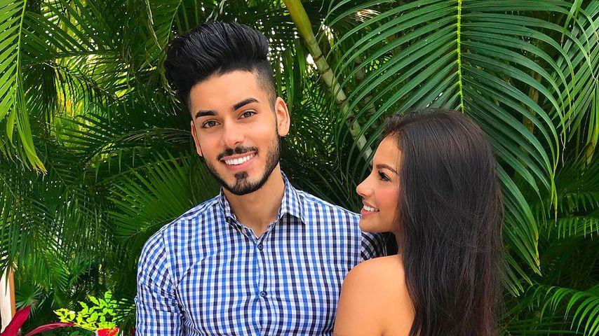 Abbas Mourad und Ivana Santacruz in Mexiko