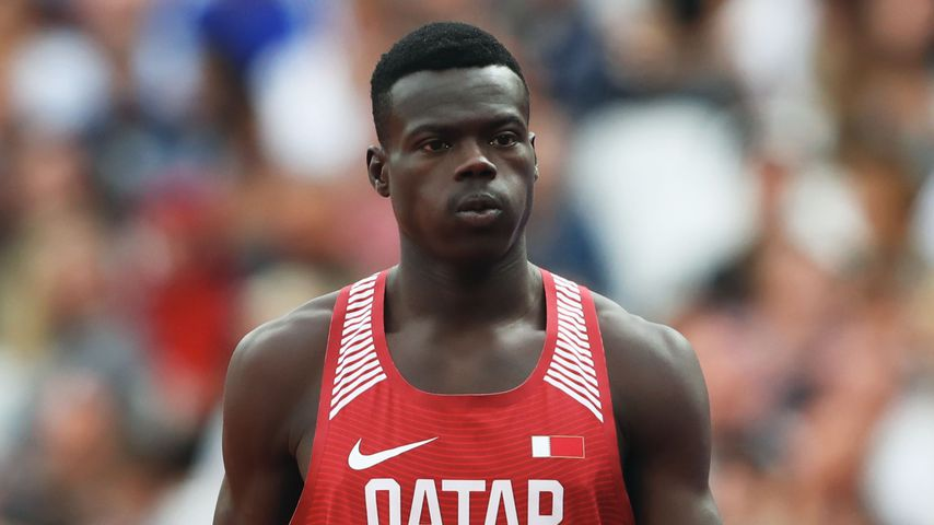 Abdalelah Haroun, Sprinter
