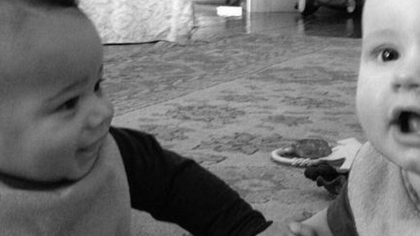 Familien-Spaß: Jessica Simpson zeigt ihre 2 Süßen