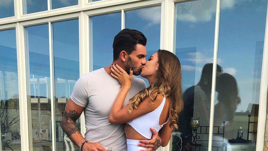 Gezähmter Womanizer: LI-Adam Collard & Zara sind ein Paar!