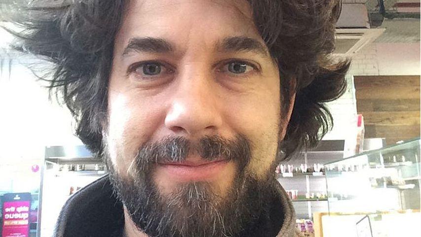 Adam Garcia mit Bart