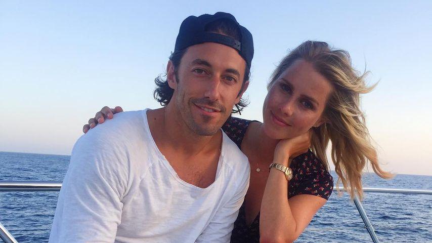 Andrew Joblon und Claire Holt