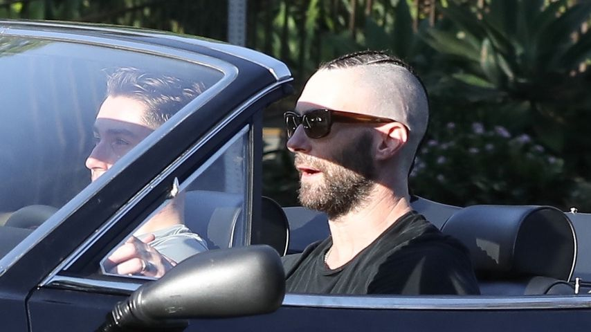 Adam Levine im September 2019 in Los Angeles