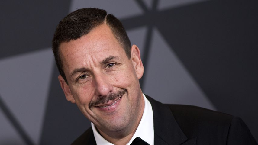 Adam Sandler bei den Govenors Awards 2017