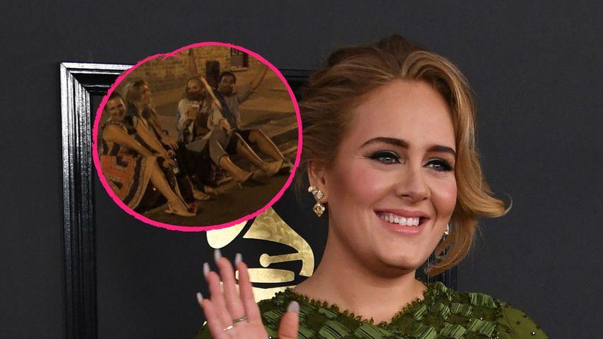 Unbeobachtet? Neues Schlank-Pic von Adele aufgetaucht