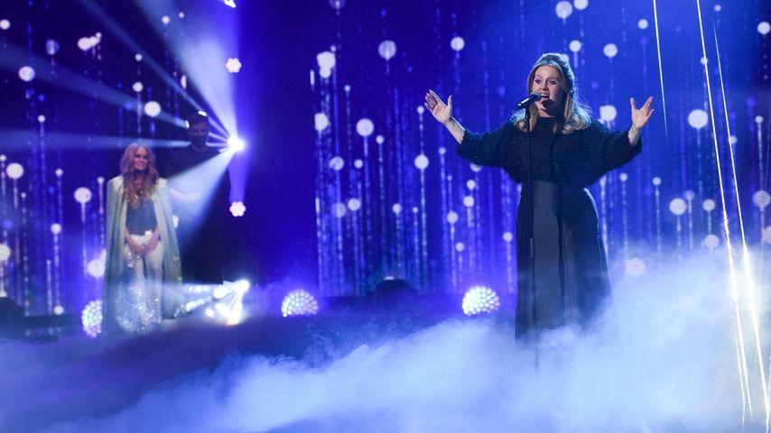 """Adele"" bei ""Big Performance"""