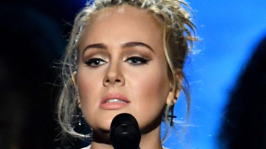 Adele bei den Grammy Awards in Los Angeles 2017